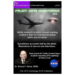 Pilot UFO Sightings DVD